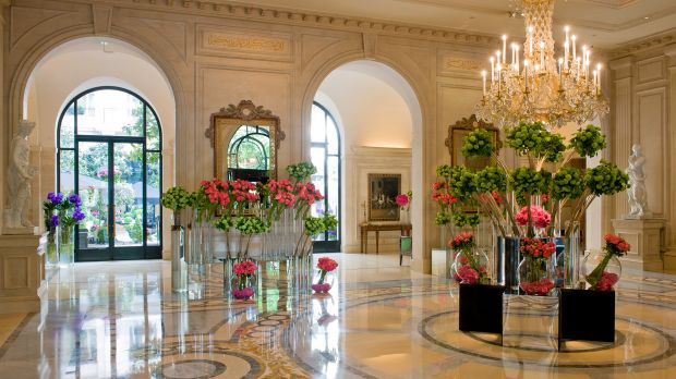 Four Seasons Hotel George V Paris — Paris, France
